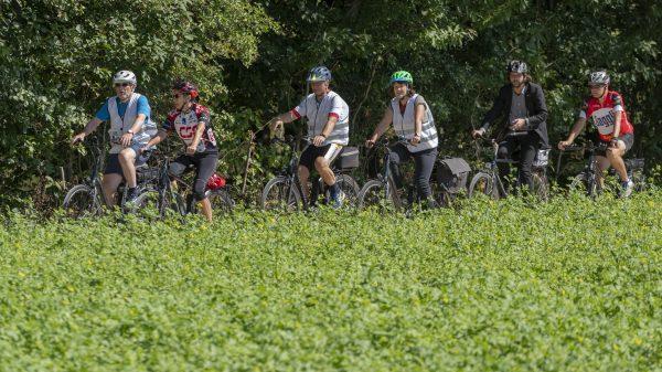 Fahrrad-Rundtour 2020-Heuneburg
